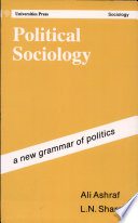 Political Sociology  a New Grammar of Politics