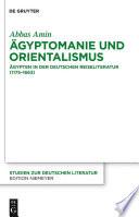Gyptomanie Und Orientalismus