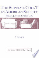 The Supreme Court in American Society