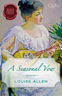 A Seasonal Vow/His Housekeeper's Christmas Wish/His Christmas C : the icy streets of ghent...