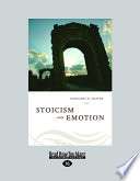 Stoicism   Emotion  Large Print 16pt