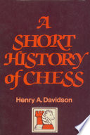 A Short History of Chess