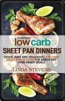 Low Carb Sheet Pan Dinners