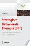 Strategisch Behaviorale Therapie  SBT