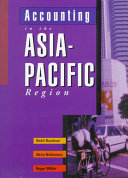 Accounting in the Asia Pacific region
