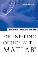 Engineering Optics with MATLAB R   Second Edition