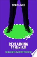 Reclaiming feminism Book PDF