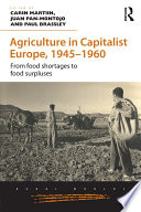 Agriculture in Capitalist Europe  1945   1960