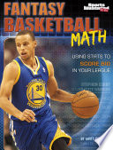 Fantasy Basketball Math book