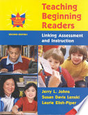Teaching Beginning Readers