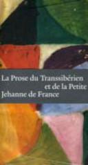 La prose du Transsib  rien et de la petite Jehanne de France