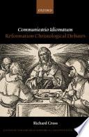 Communicatio Idiomatum