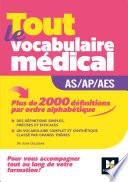 M Tiers De La Sant Guide As Ap Aes Vocabulaire M Dical