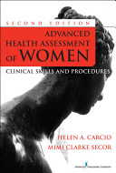 Advanced Health Assessment Of Women Second Edition book