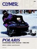 Polaris Snowmobile 90 95