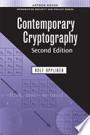 Contemporary Cryptography  Second Edition