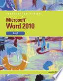 Microsoft Word 2010  Illustrated Brief