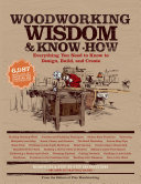download ebook woodworking wisdom & know-how pdf epub