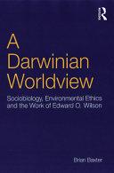 A Darwinian Worldview
