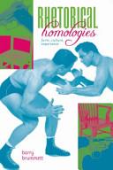 Rhetorical Homologies