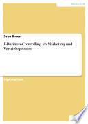 E-Business-Controlling im Marketing und Vertriebsprozess