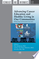 Advancing Cancer Education and Healthy Living in Our Communities