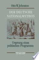 Der deutsche Nationalmythos