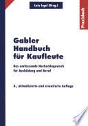 Gabler Handbuch für Kaufleute