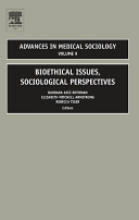 Advances in Medical Sociology