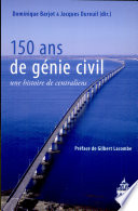 150 ans de g  nie civil