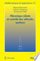 illustration du livre Mécanique céleste et contrôle des véhicules spatiaux