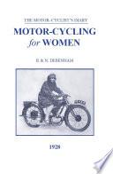 Motor cycling for Women 1928