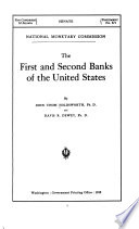 The First and Second Banks of the United States