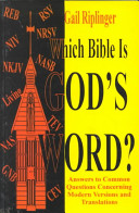 Which Bible Is God s Word