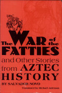 Book The War of the Fatties and Other Stories from Aztec History