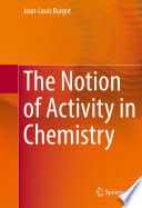 The Notion of Activity in Chemistry