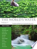 The World s Water Volume 8