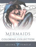 Mermaids   Calm Ocean Coloring Collection