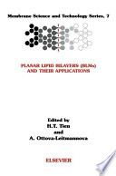 Planar Lipid Bilayers  BLM s  and Their Applications
