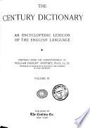 The Century Dictionary The Century Dictionary