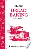 Basic Bread Baking