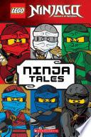 Lego Ninjago Masters Of Spinjitzu Ninja Tales