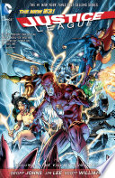 Justice League Vol  2  The Villain s Journey  The New 52