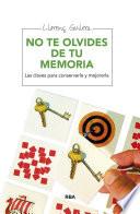 No Te Olvides De Tu Memoria