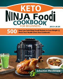 Keto Ninja Foodi Cookbook For Beginners 2019