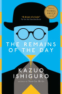 The Remains of the Day On Publication Was Adapted Into An Award Winning