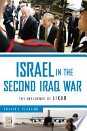 Israel In The Second Iraq War The Influence Of Likud