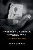 French Africa in World War II