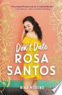 Don t Date Rosa Santos Book PDF