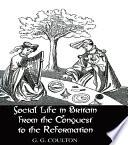 Social Life In Britain